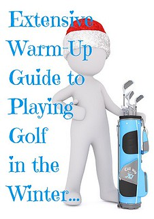 Playing Golf in the cold