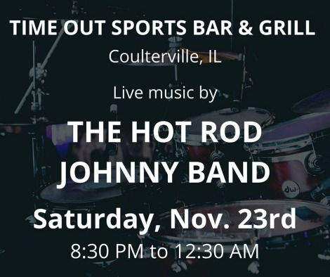 Hot Rod Johnny Band 11-23-19