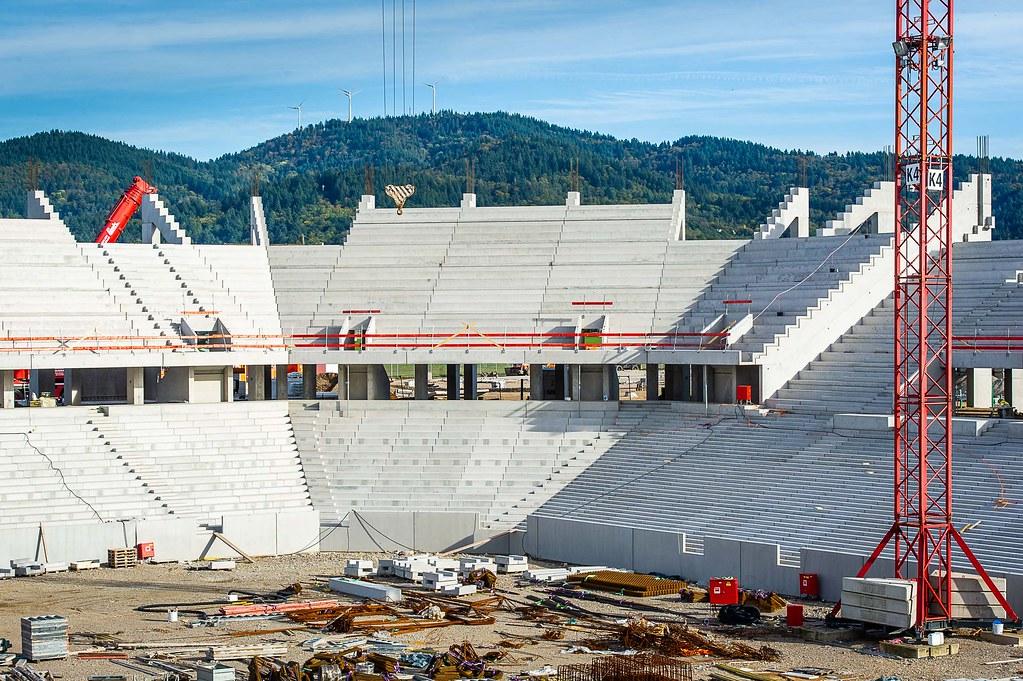 Stadion Freiburg Webcam