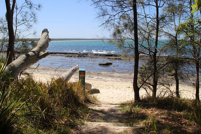 Shark Net Beach, Huskisson