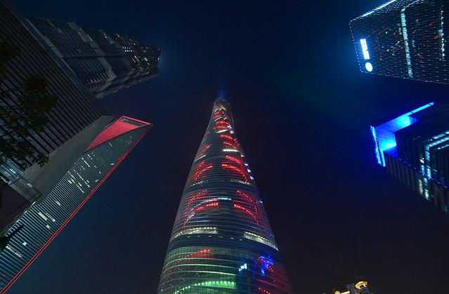 Shanghai - Shanghai Tower