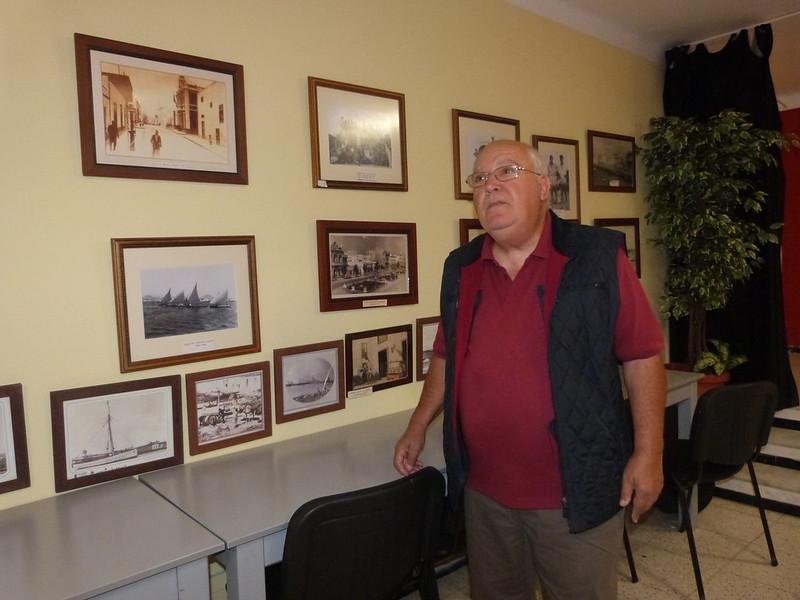 Exposición de José García en Titerroy