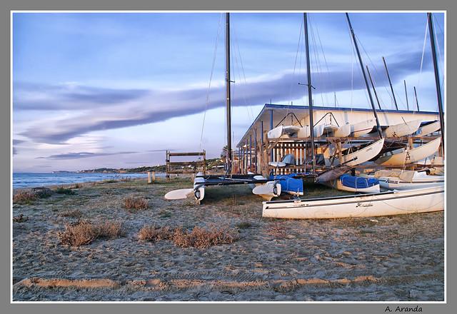 barcas recreativas