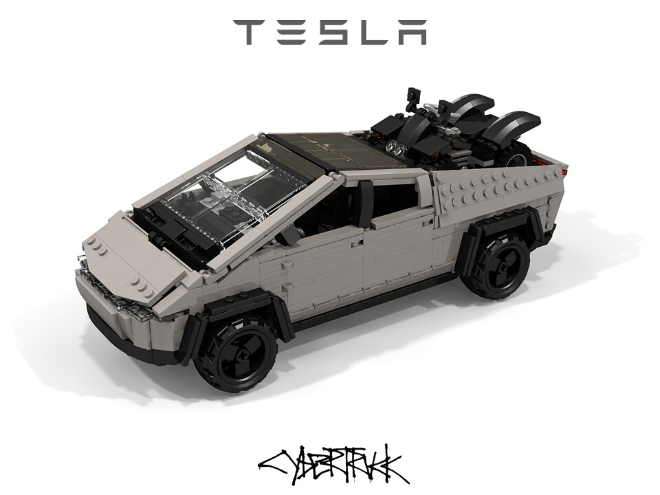 Tesla CyberTruck - Media Launch 11-21-2019