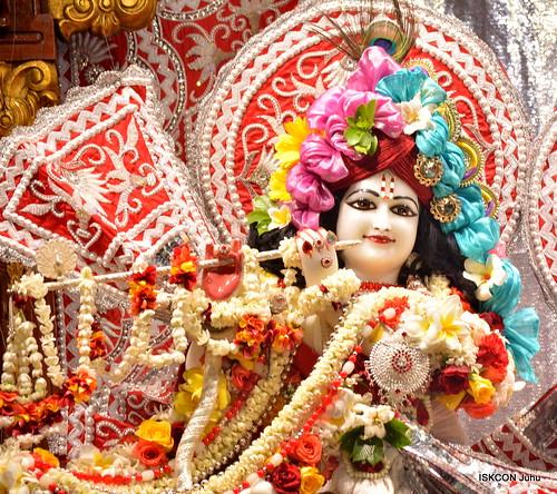 ISKCON Juhu Srngar Deity Darshan on 23rd Nov 2019