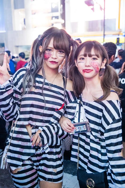 Shibuya Halloween 2019 (October 31)