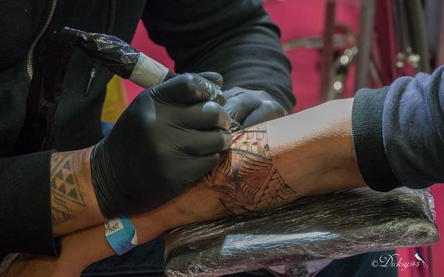 Salon du tatouage de Saint-Brieuc