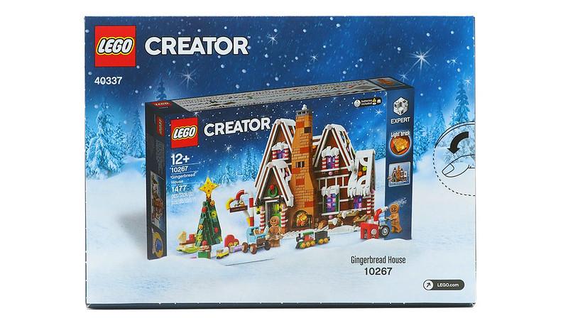 LEGO Mini Gingerbread House (40337)