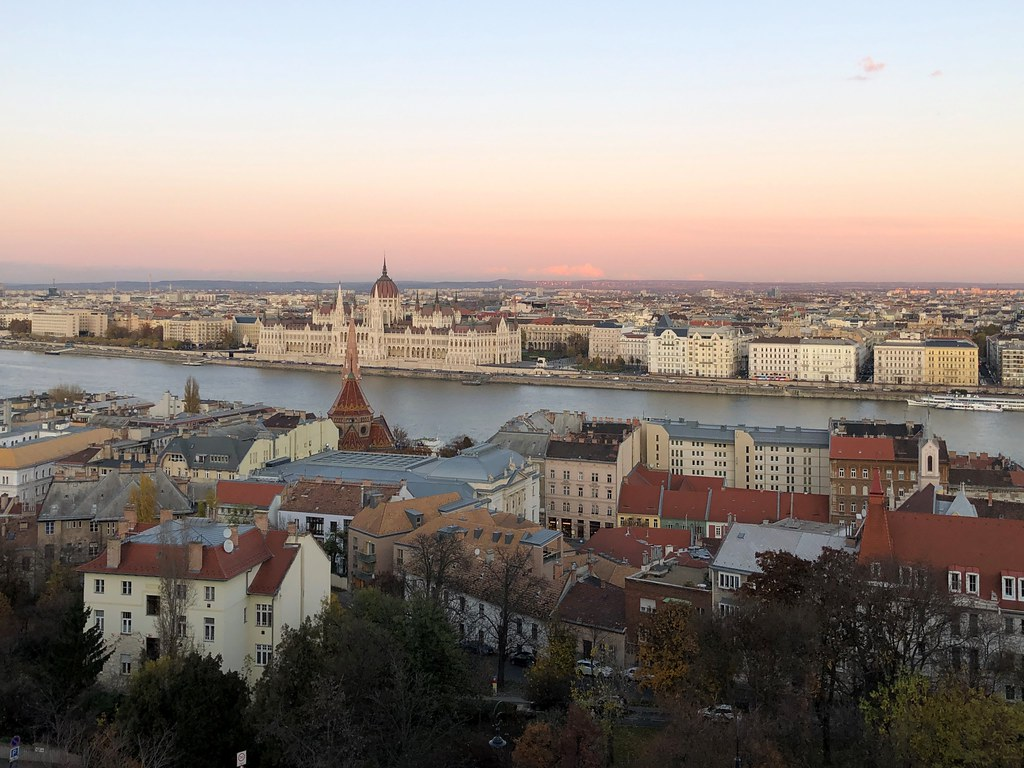 Budapest - Linnavuori