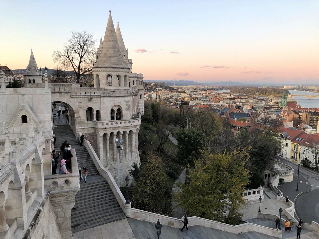 Budapest - Linnavuori, Kalastajanlinnake