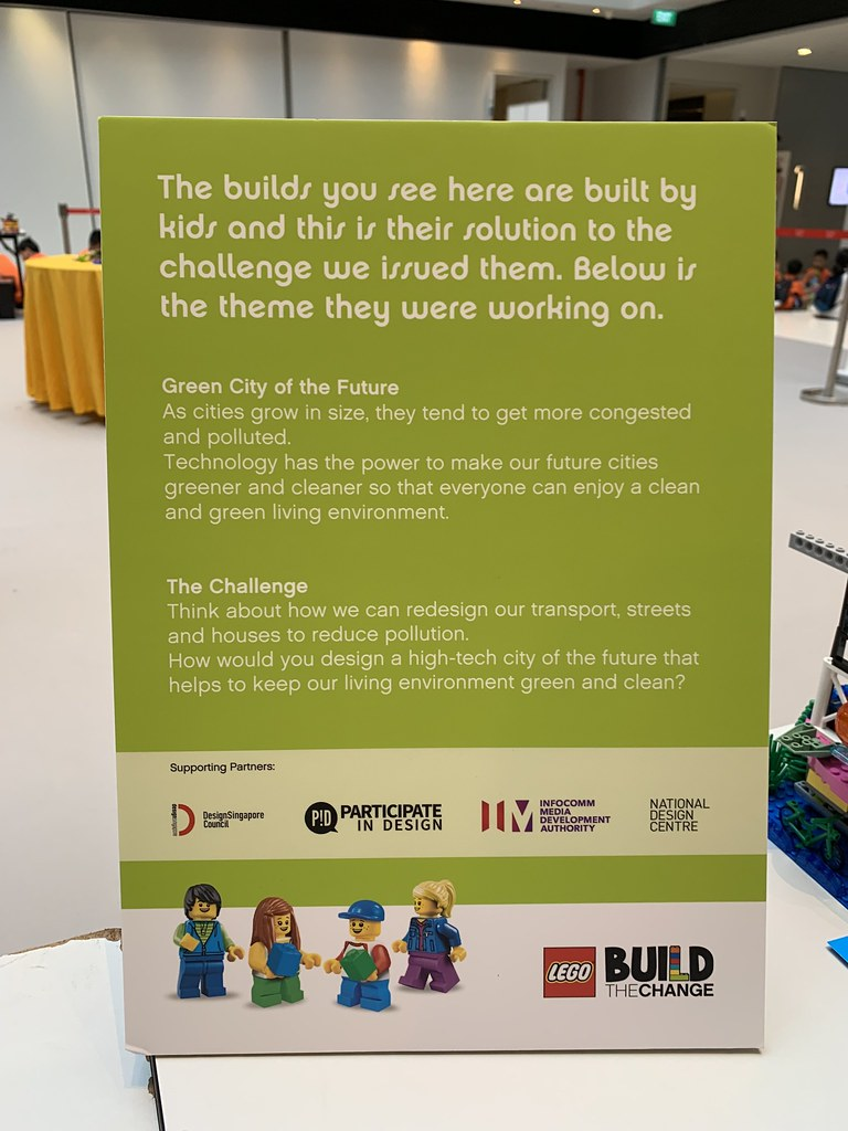 Build the Change Event at National Design Center