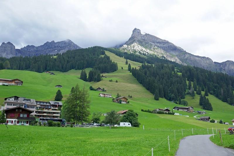 Eindrücke von Adelboden, August 2019