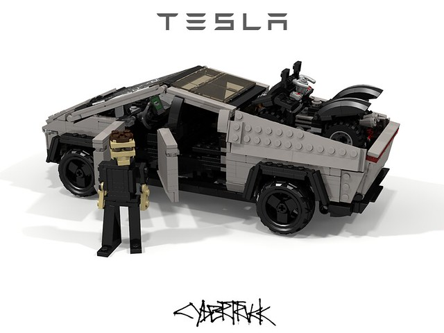 Tesla CyberTruck - Media Launch 11-21-2019