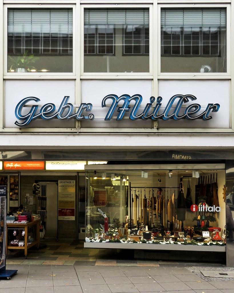 Gebr. Müller