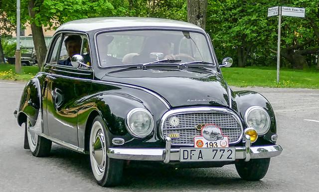 1958 DKW AU 1000
