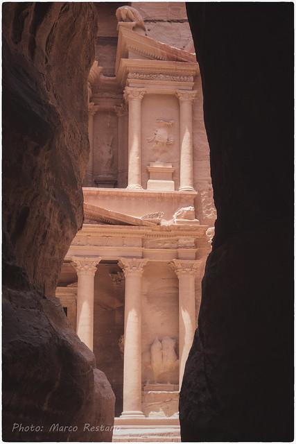 Petra, Jordan - June 2019