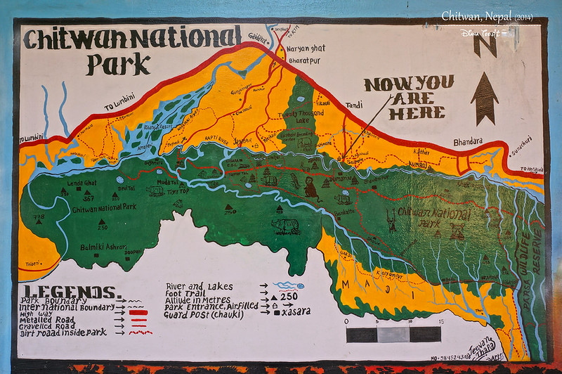 2014 Nepal Chitwan National Park 1