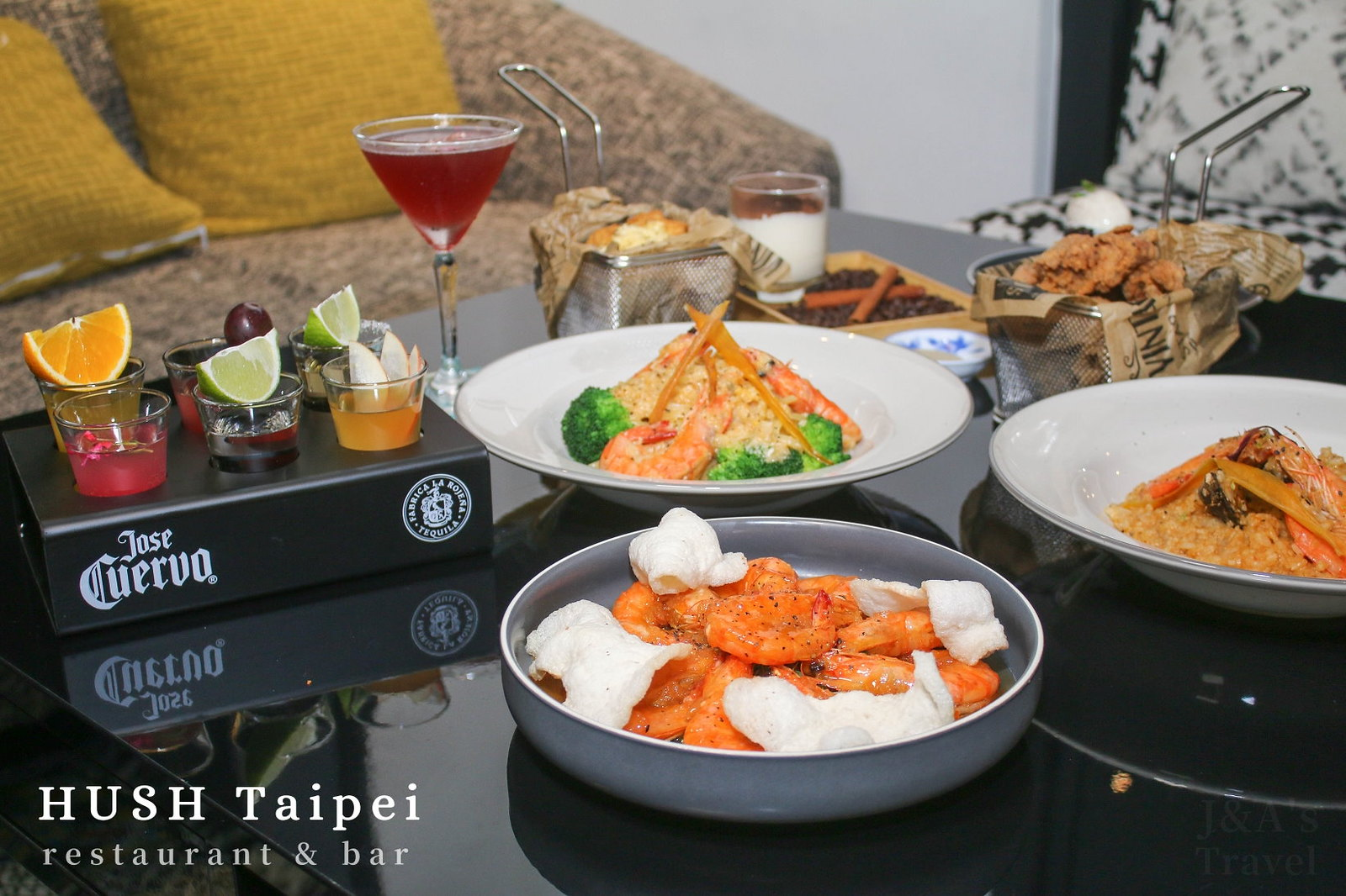 最新推播訊息:周末夜晚小酌一下吧!東區高評價創意餐酒館推薦❤