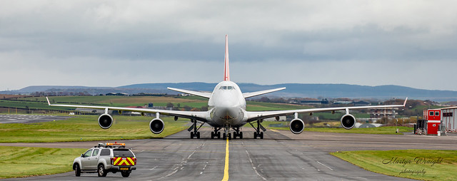 Cargolux Boeing 747-400F