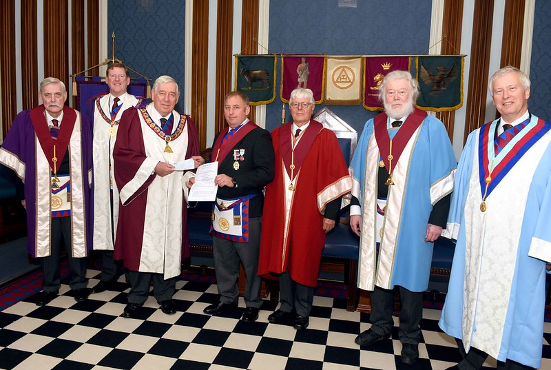 2019 Middlesex First Principals' (Southgate) Chapter No 9240