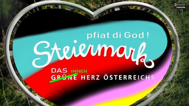 pfiat di God Steiermark das grünInnen Herz Österreichs