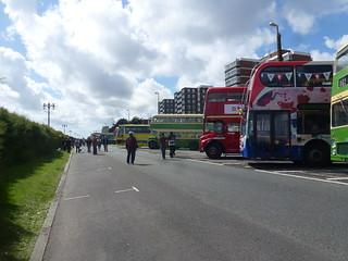 Worthing Bus Display
