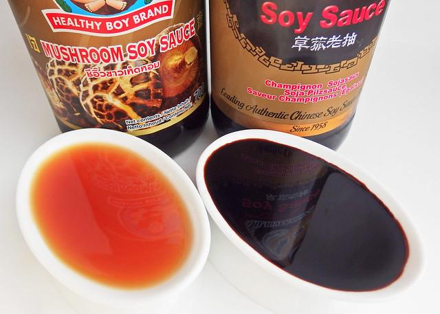 Mushroom Flavoured Soy Sauce