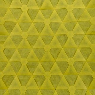 ☢ Radioactive Tessellation and Ogawa Washi paper review ☢