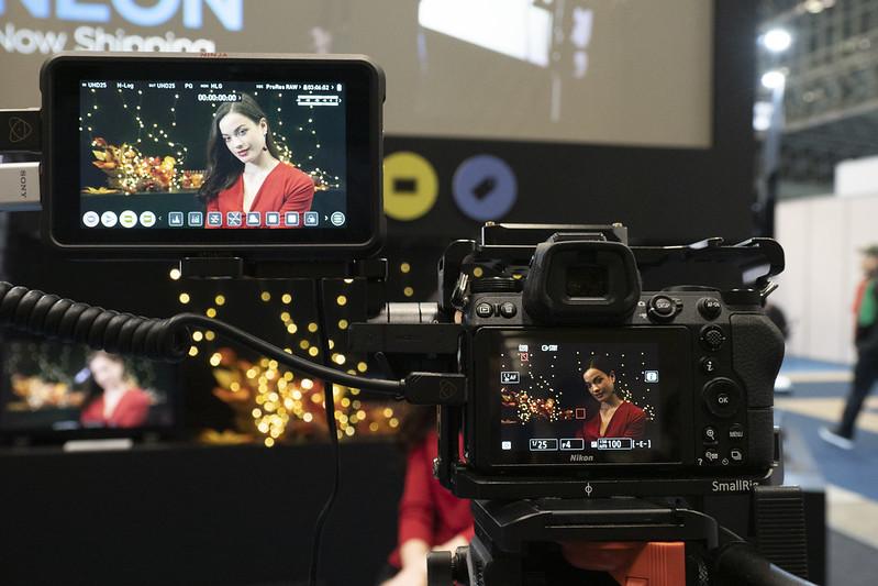 Nikon Z のProRes RAW出力とATOMOS NINJA V