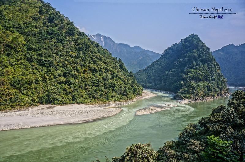 2014 Nepal Kathmandu to Chitwan Stop