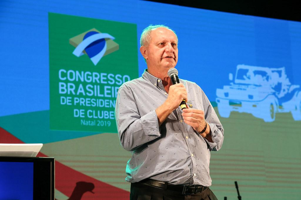 22/11/2019 - Congresso Brasileiro de Clubes - Natal 2019