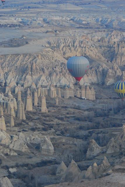 Cappadocia (Kapadoky) Turkey 834