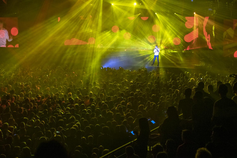 Underworld @ Lotto Arena 2019 (Nick De Baerdemaeker)