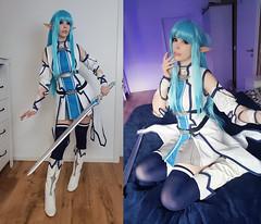 Asuna Undine (Sword Art Online - Alfheim Online)