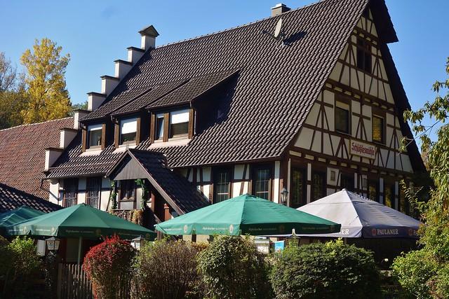 GERMANY Siebenmühlental,  Schlösslesmühle,  76830/12131