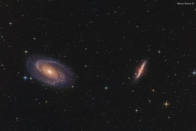 M 81 e M82