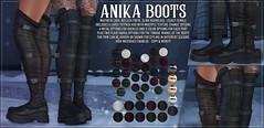 AsteroidBox. Anika Boots @ Tannenbaum