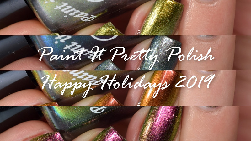 Paint It Pretty Polish Multichrome