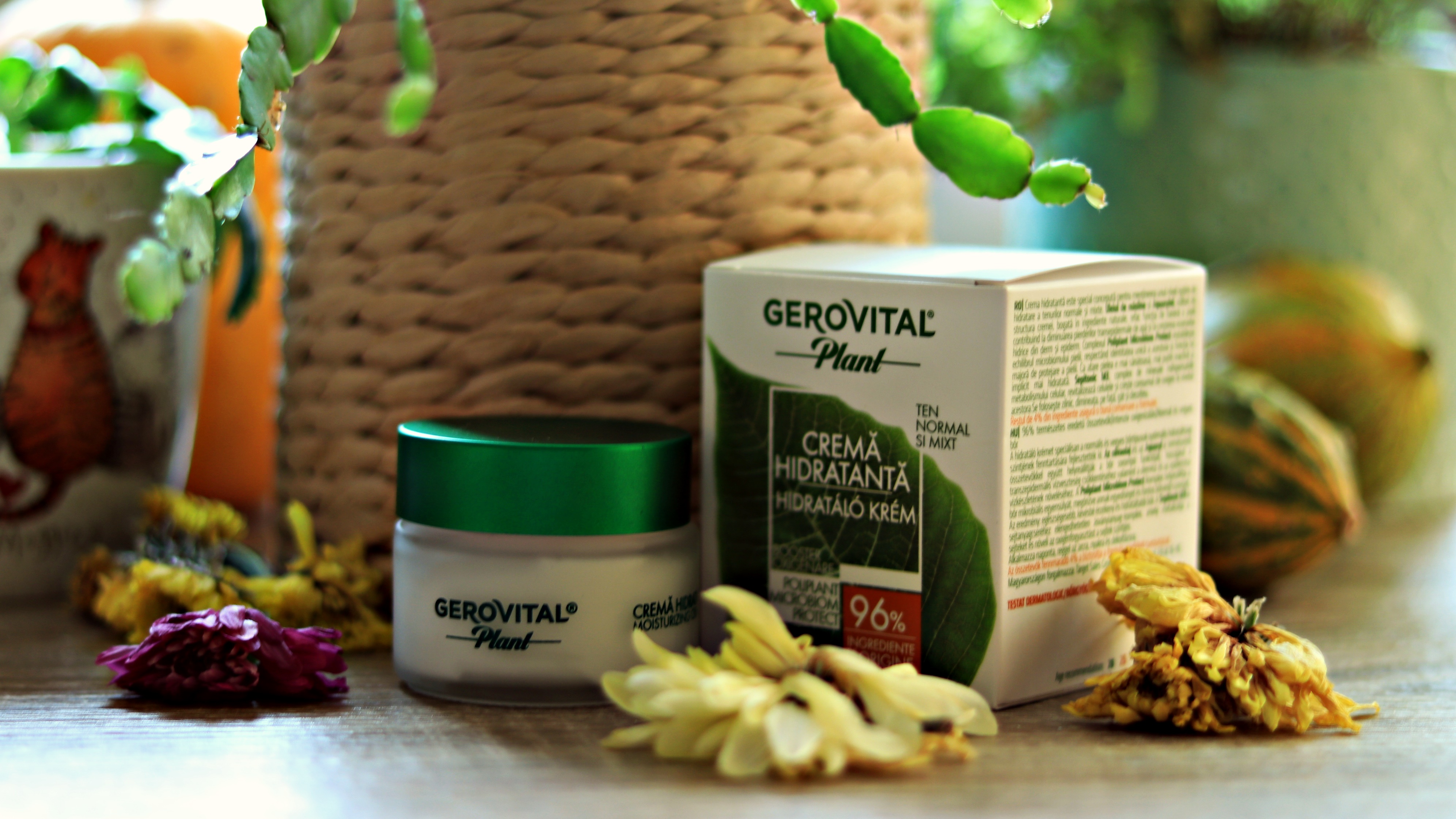 crema hidratanta gerovital
