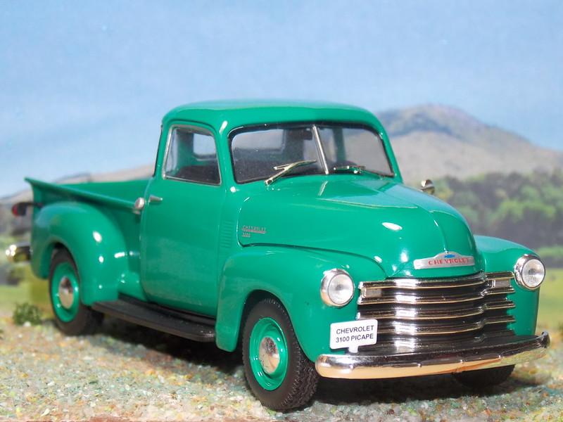 Chevrolet 3100 - 1953
