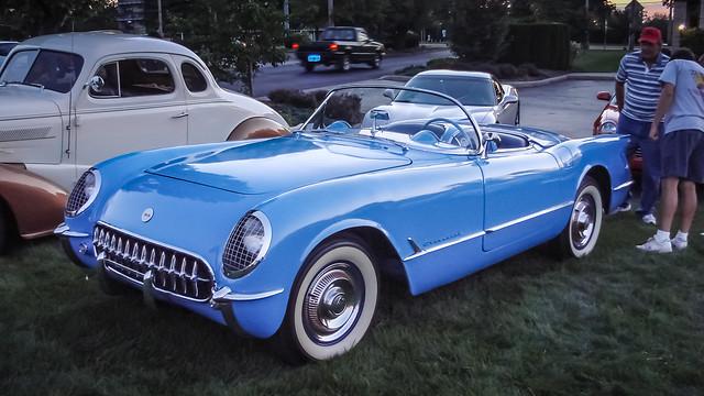 1954 -55 Corvette Roadster