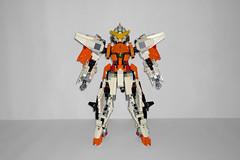 LEGO Gundam Kyrios GN-003