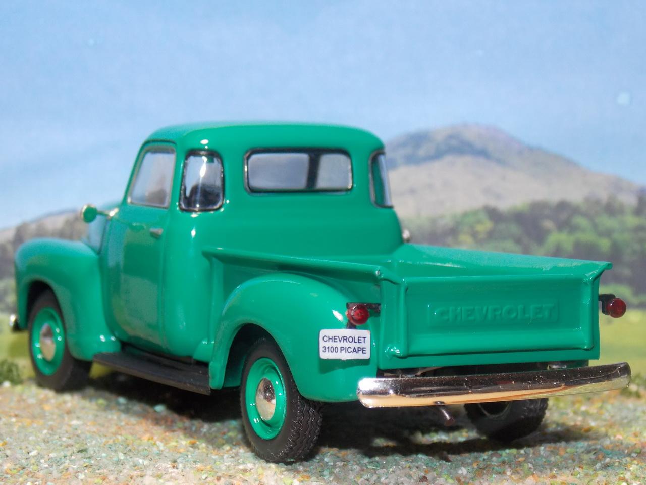 Chevrolet 3100 – 1953