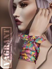 -[ vagrant ]- Lily Handscarf  @Shiny Shabby