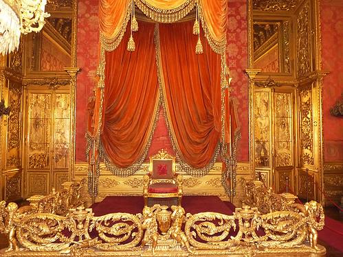 Turín: Palazzo Reale – přepychové sídlo Savojské dynastie