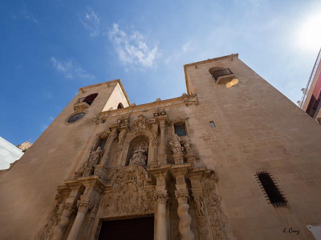 Basílica Santa María de Alicante