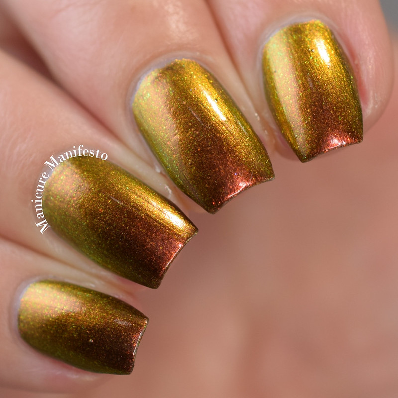 Paint It Pretty Polish Keep Calm, It's Almost Done review