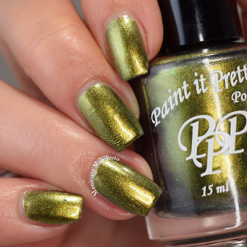 Paint It Pretty Polish Bah Humbug