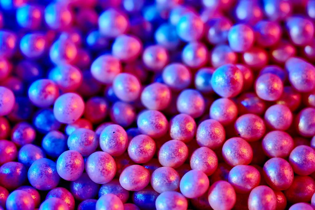 Sprinkles at disco!
