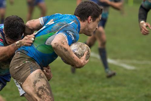 Rugby 2019, RK Ljubljana vs RK Zagreb